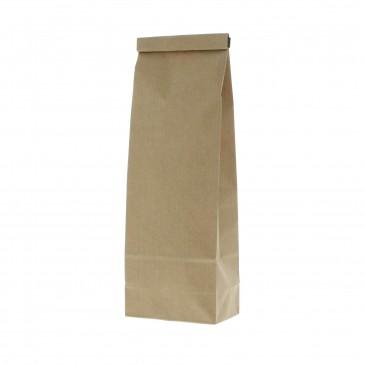 Blokbodem zak van kraftpapier 2 laags