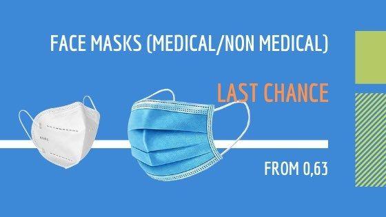 Facemasks PouchDirect