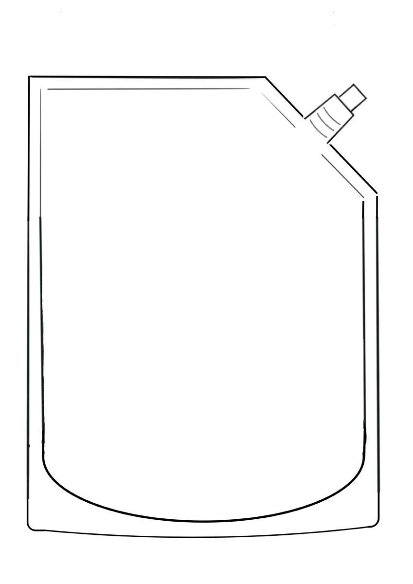 Spouted pouches met ventiel zijkant