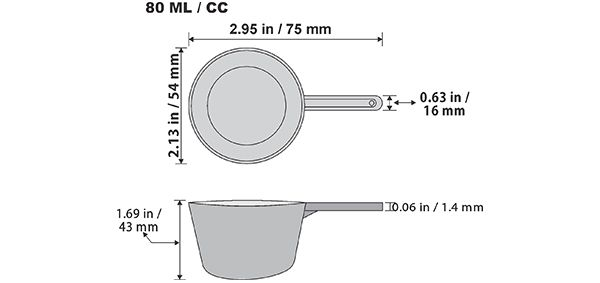80ml scoop image